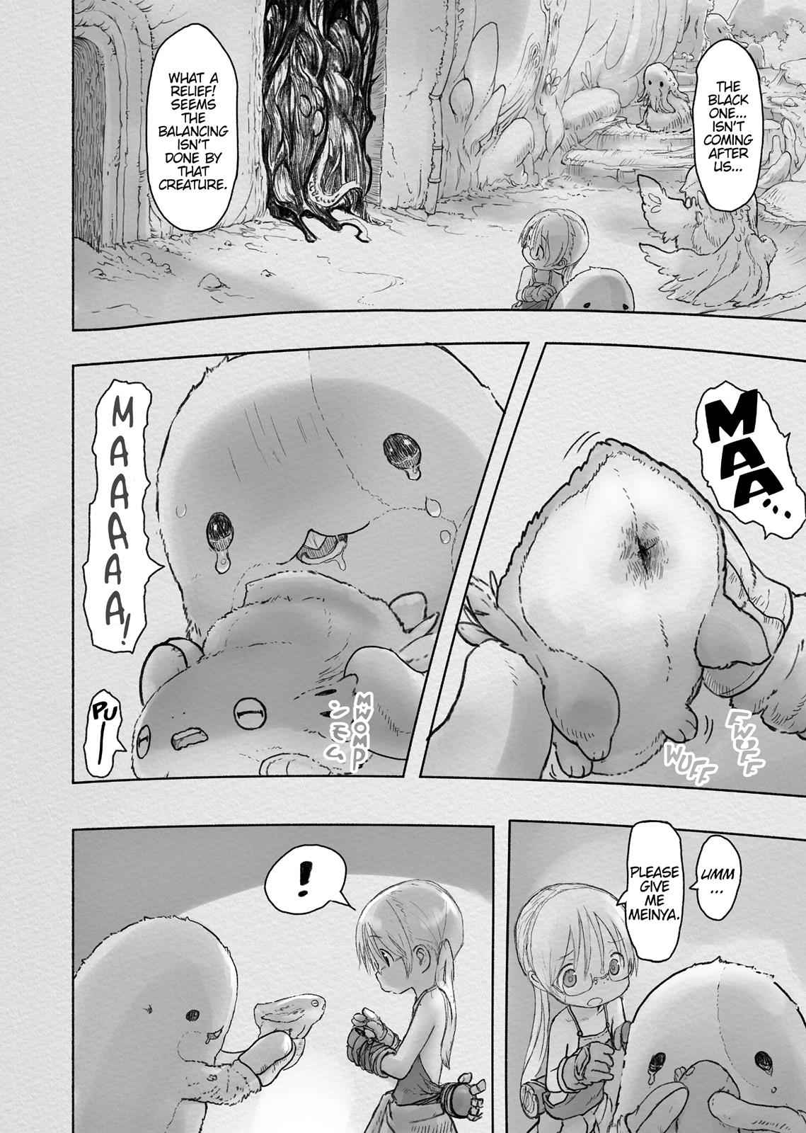 Made in Abyss Chapter 43 Page 20