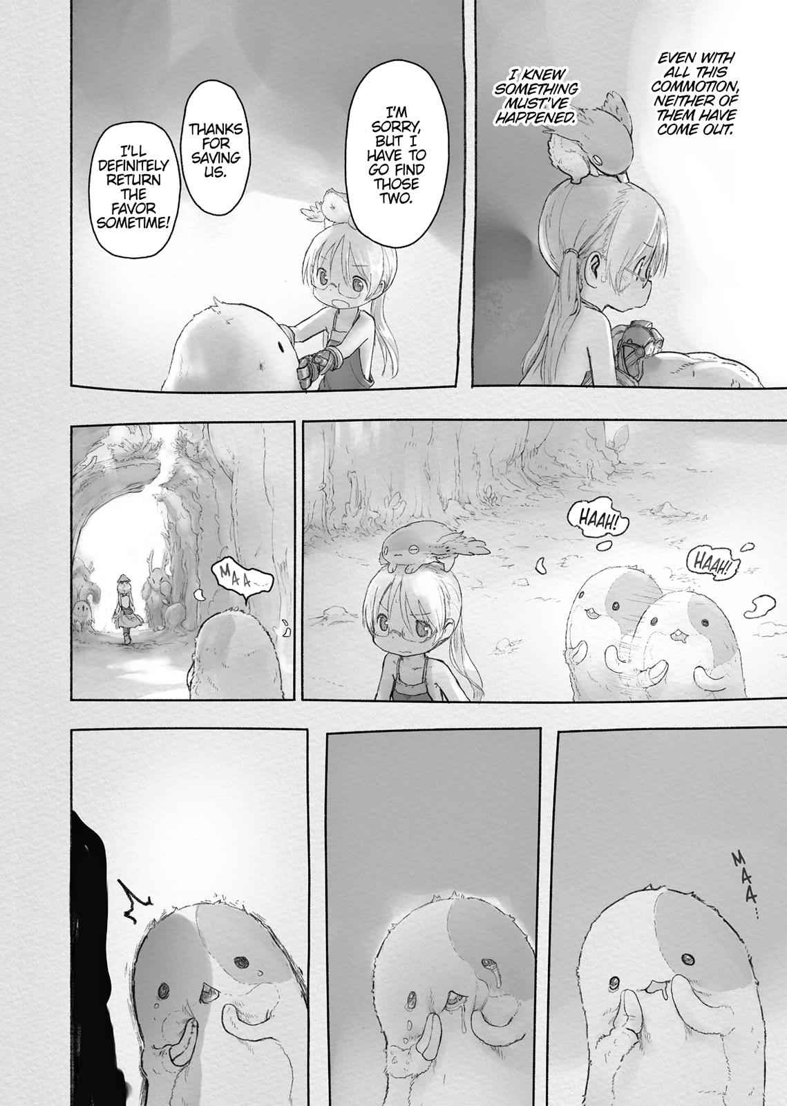 Made in Abyss Chapter 43 Page 22