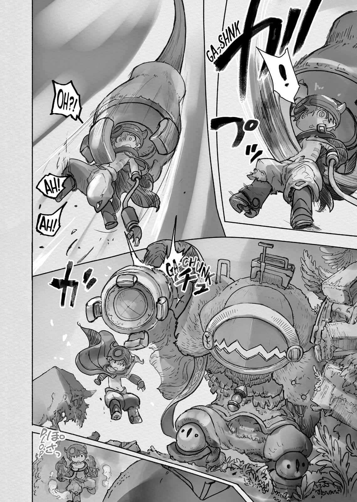 Made in Abyss Chapter 43 Page 30