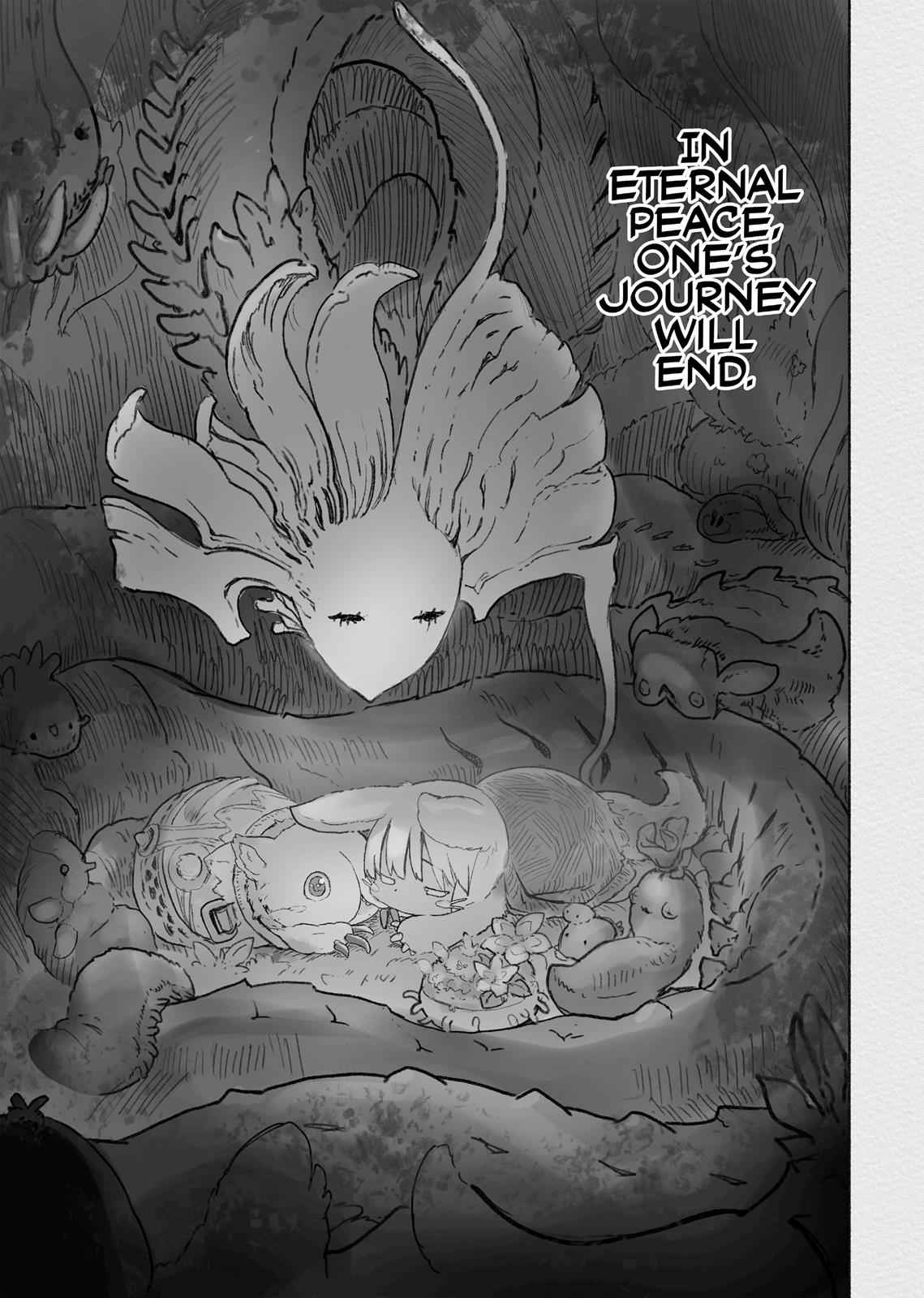 Made in Abyss Chapter 43 Page 33