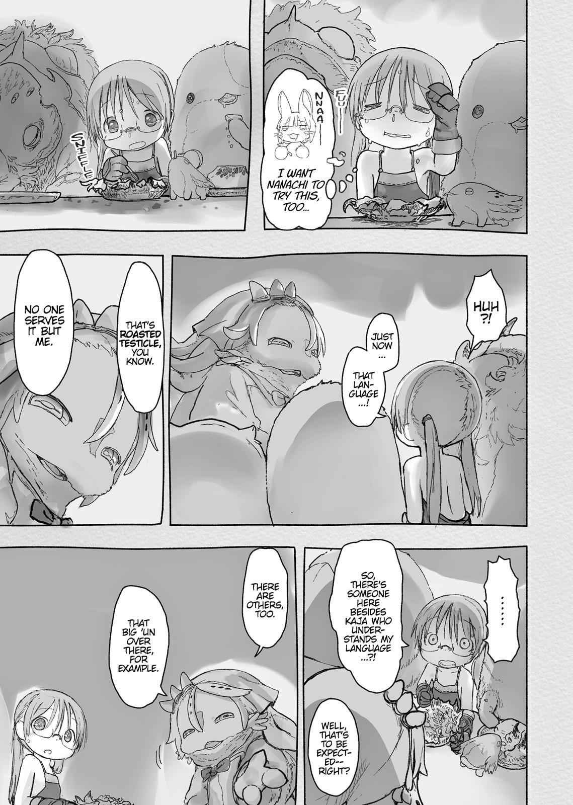 Made in Abyss Chapter 44 Page 13