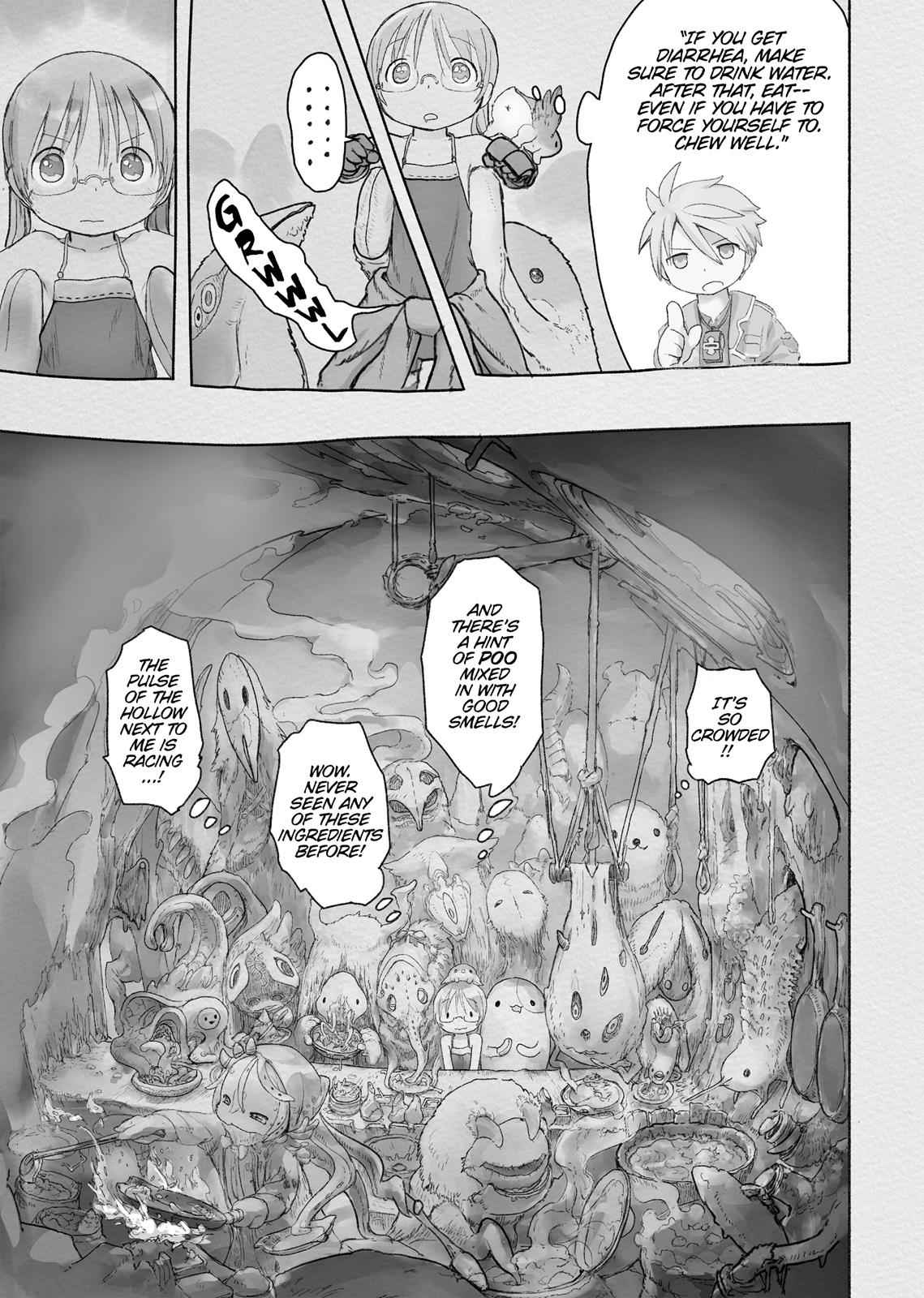 Made in Abyss Chapter 44 Page 7