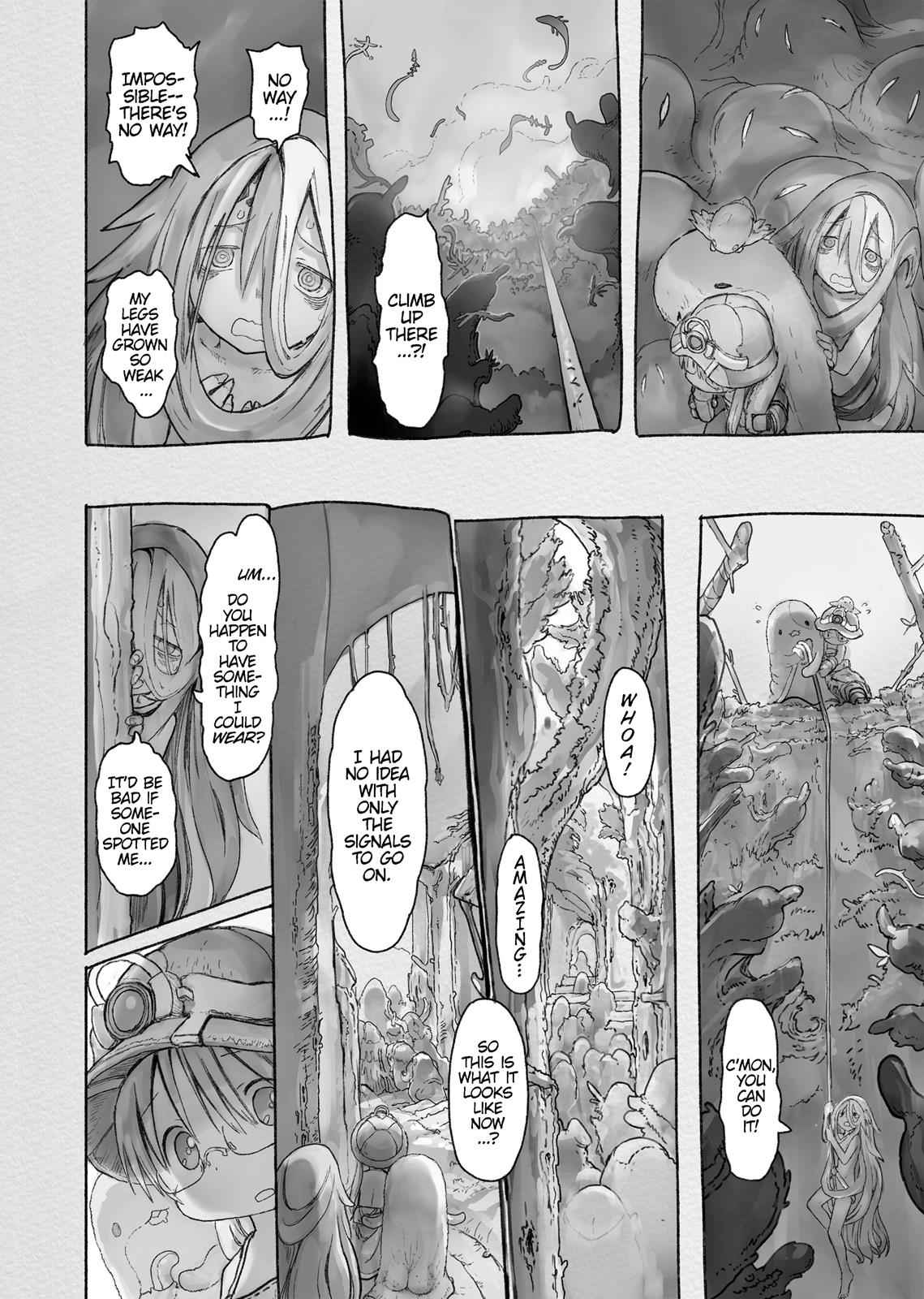 Made in Abyss Chapter 45 Page 10