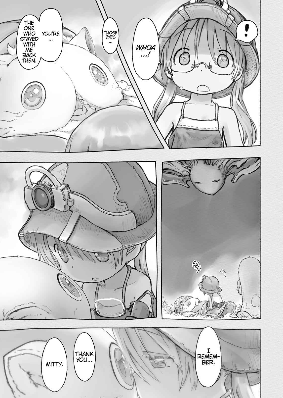 Made in Abyss Chapter 45 Page 19
