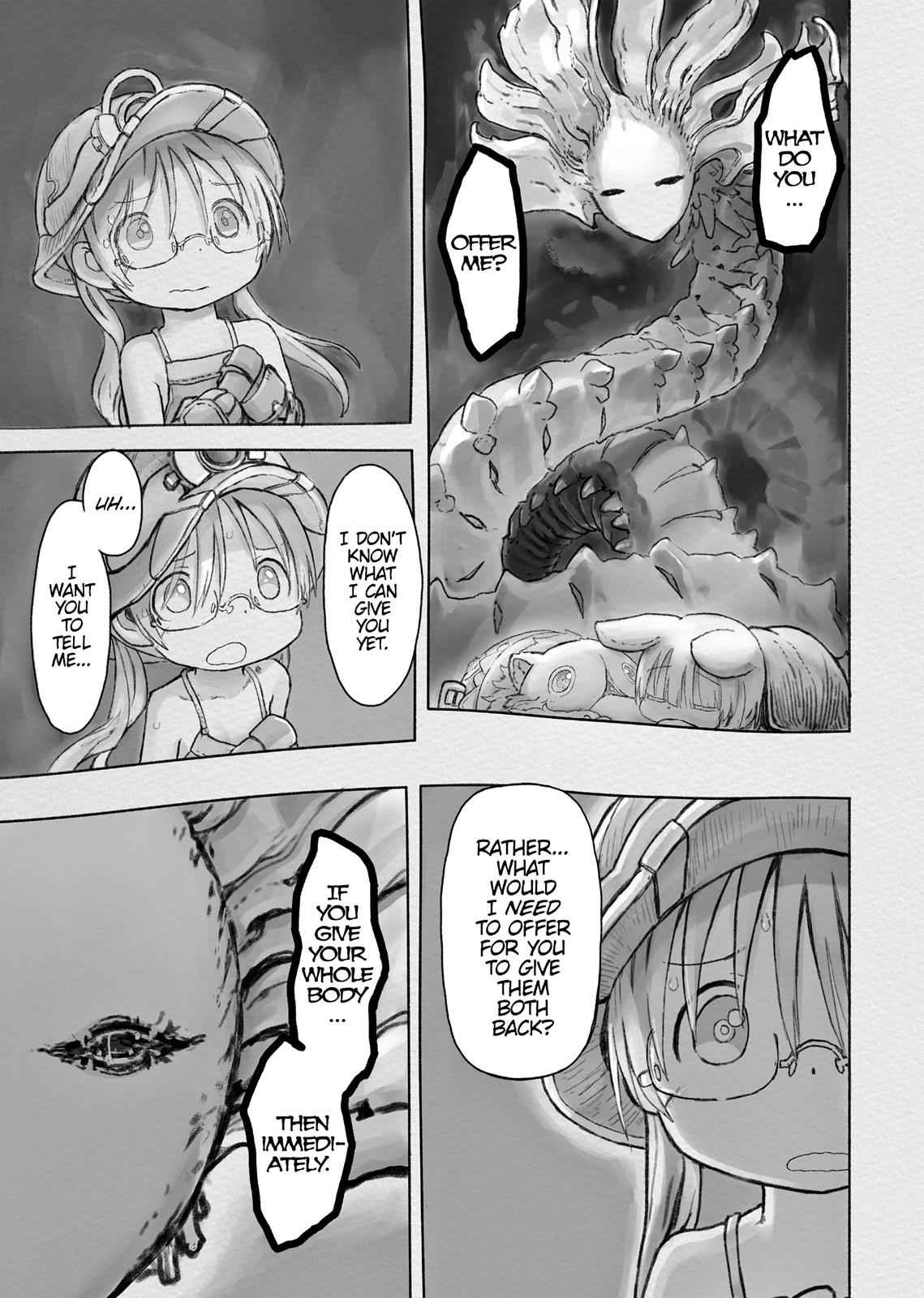 Made in Abyss Chapter 45 Page 23