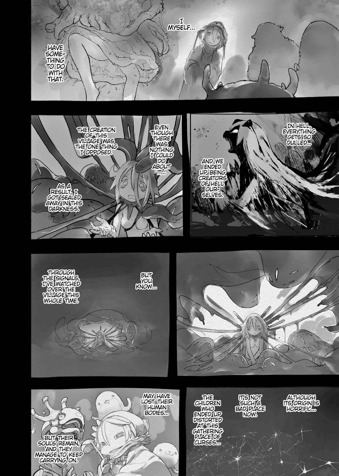 Made in Abyss Chapter 45 Page 6