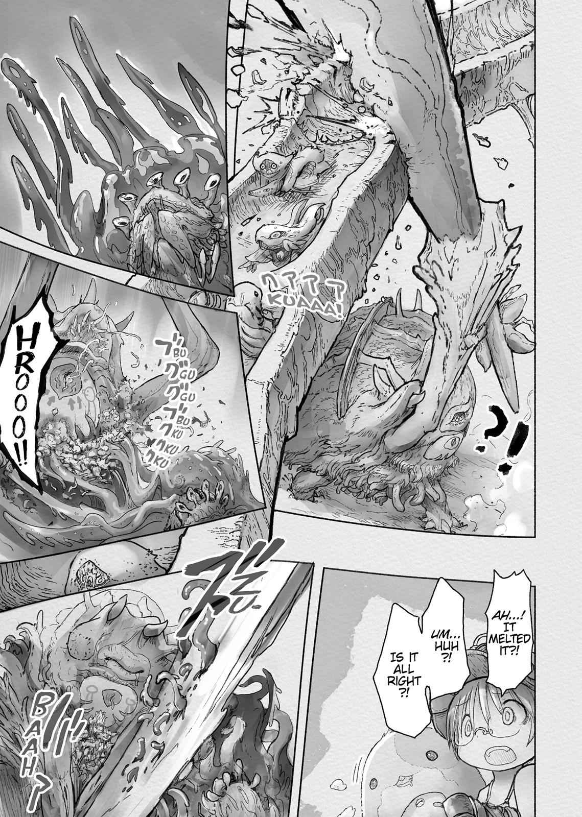 Made in Abyss Chapter 46 Page 21