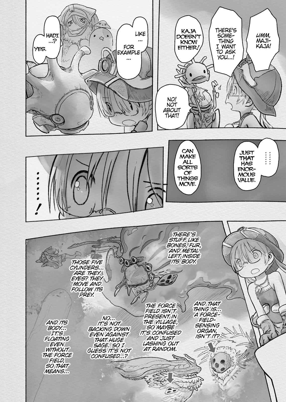Made in Abyss Chapter 46 Page 28