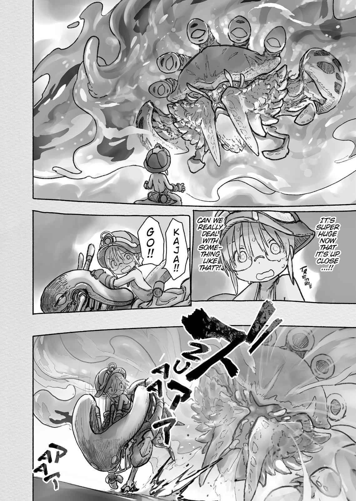 Made in Abyss Chapter 46 Page 34