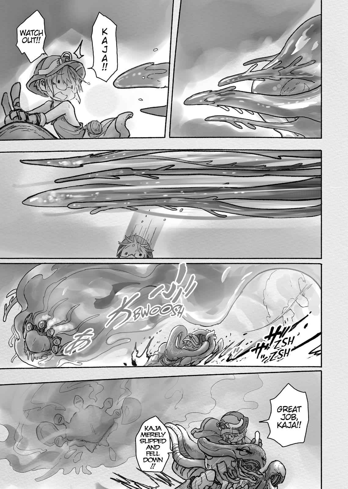 Made in Abyss Chapter 46 Page 35