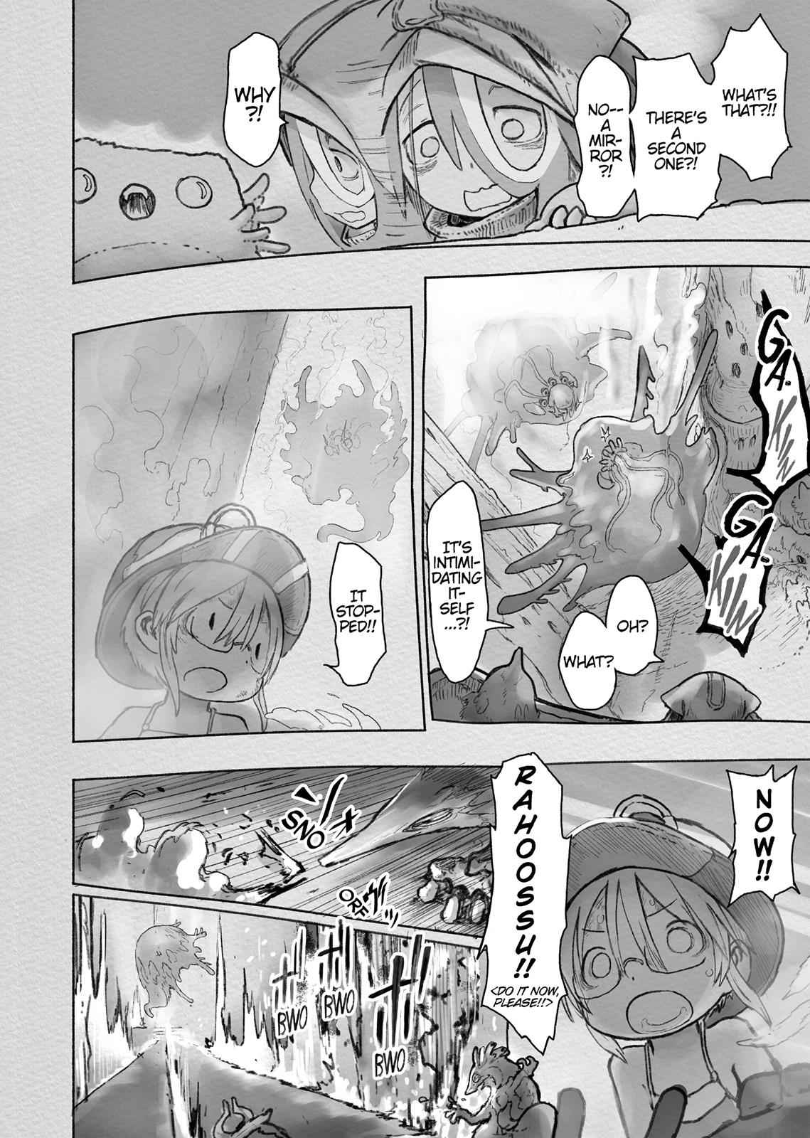 Made in Abyss Chapter 46 Page 38