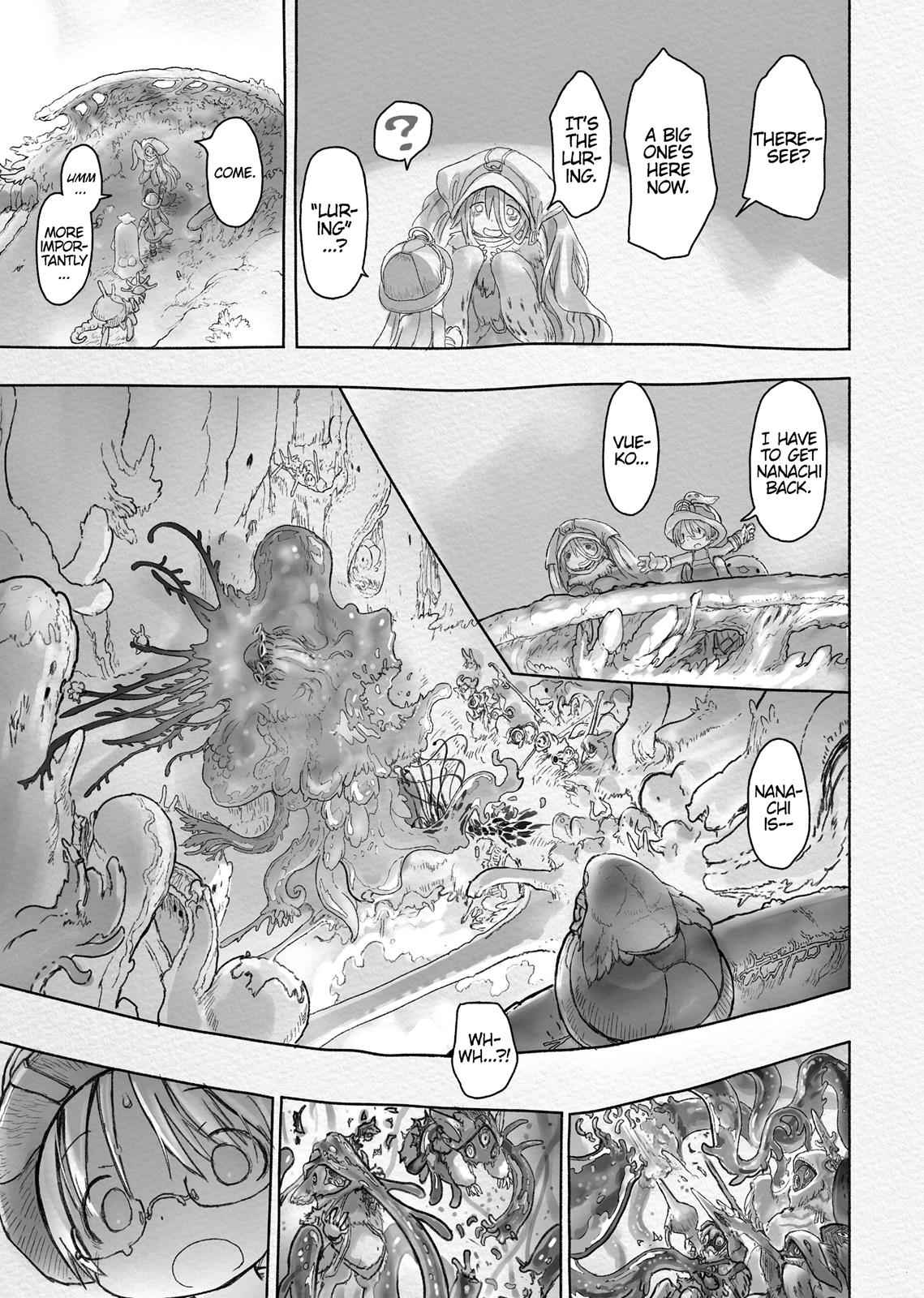 Made in Abyss Chapter 46 Page 7