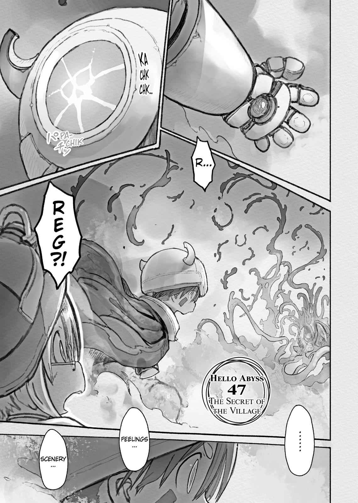 Made in Abyss Chapter 47 Page 1