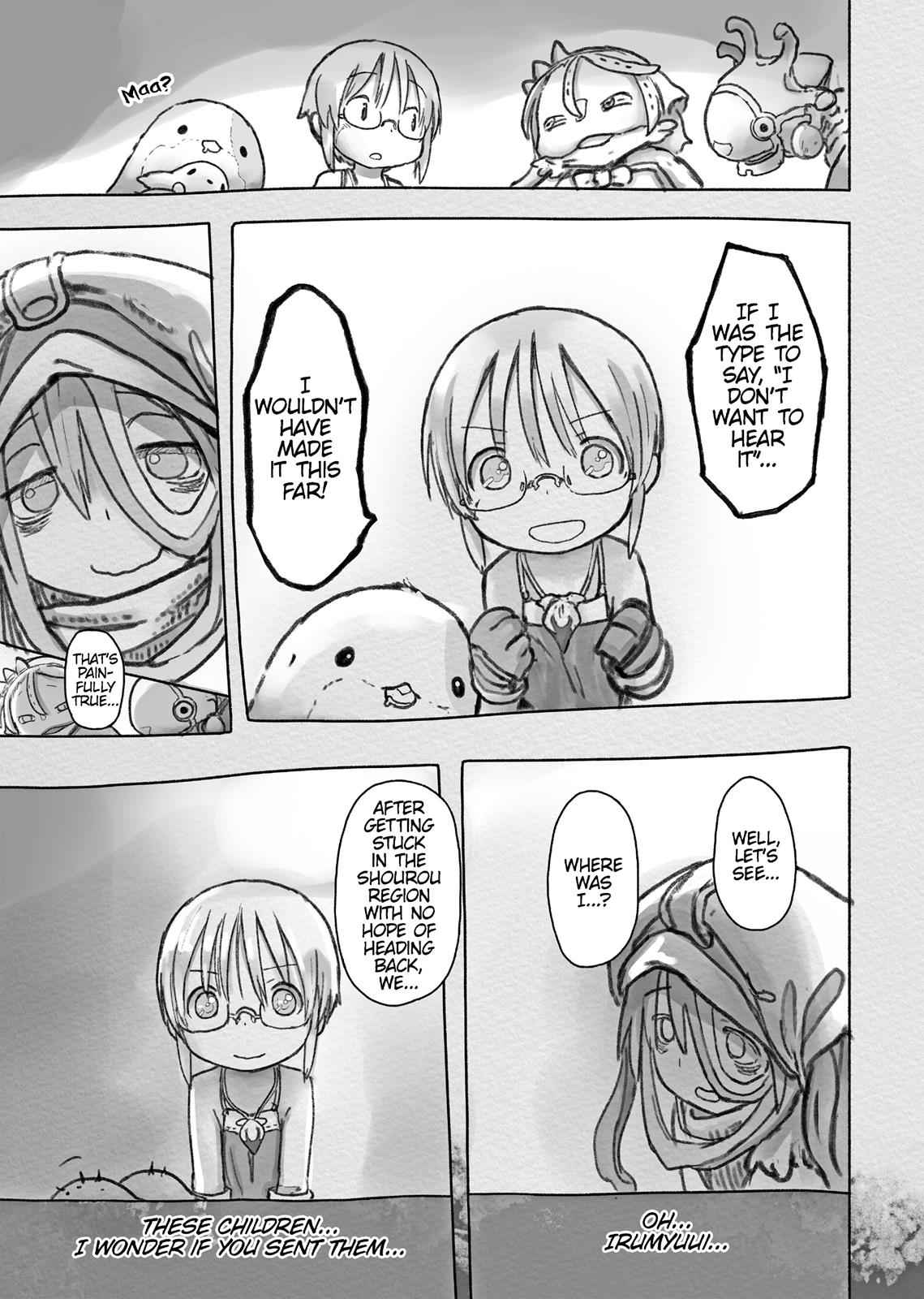 Made in Abyss Chapter 47 Page 17
