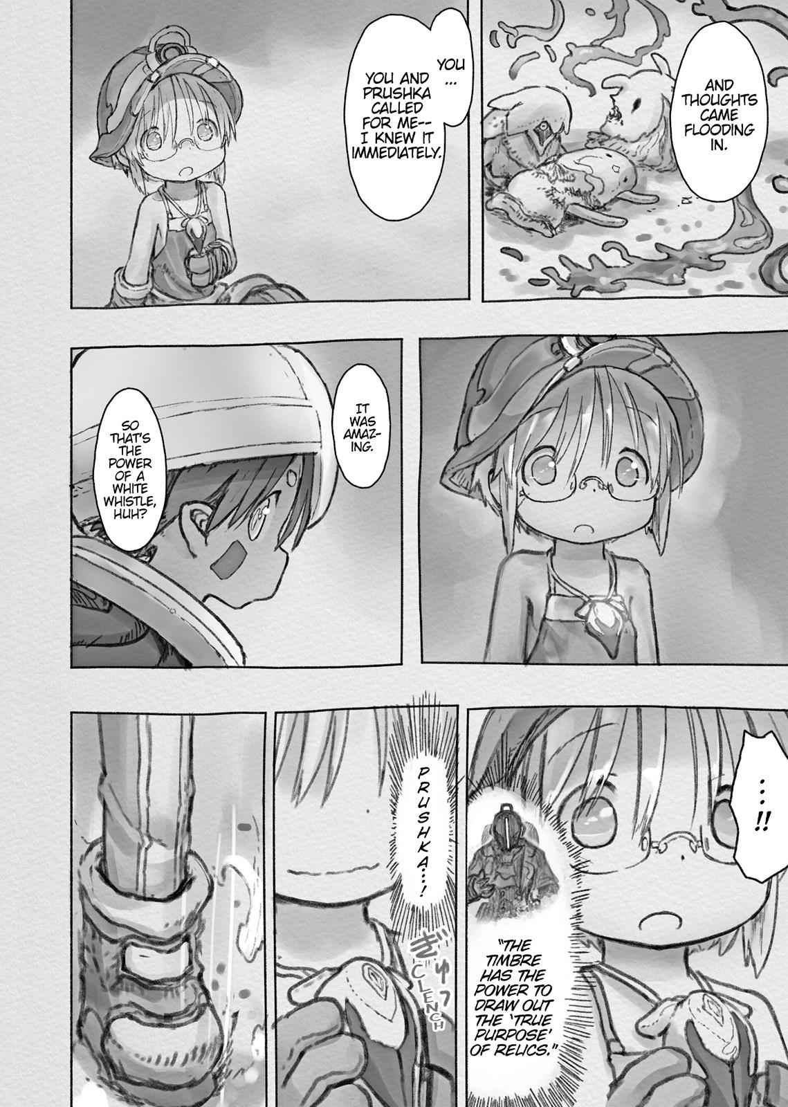 Made in Abyss Chapter 47 Page 2