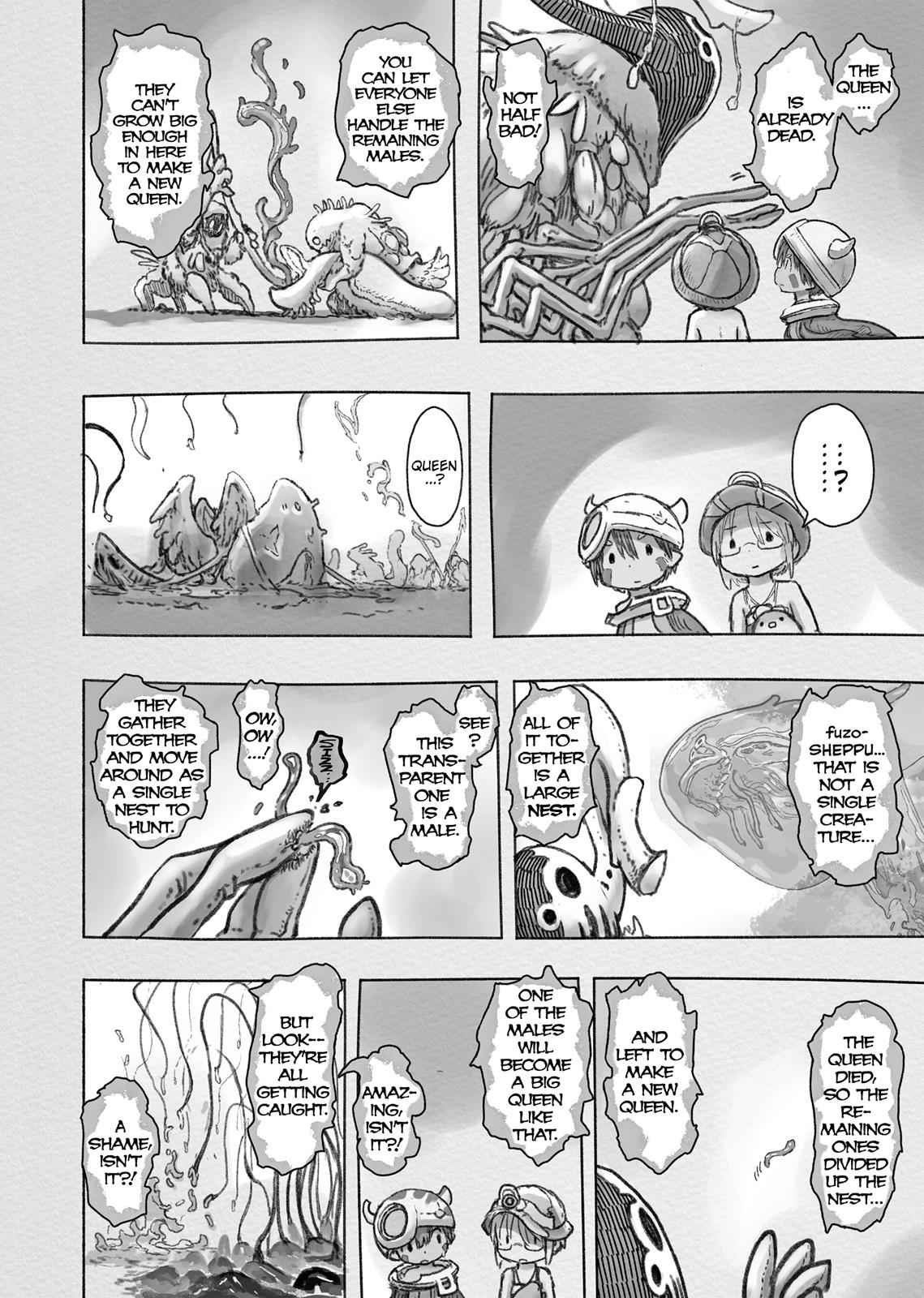 Made in Abyss Chapter 47 Page 6