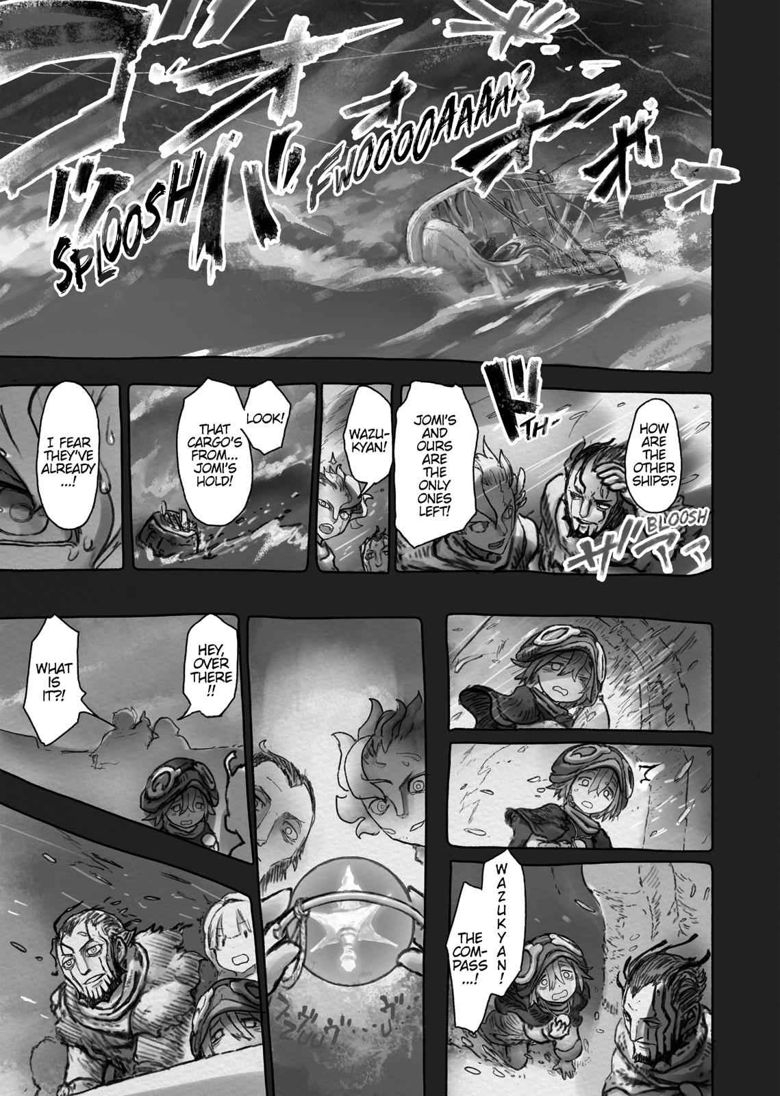 Made in Abyss Chapter 48 Page 22