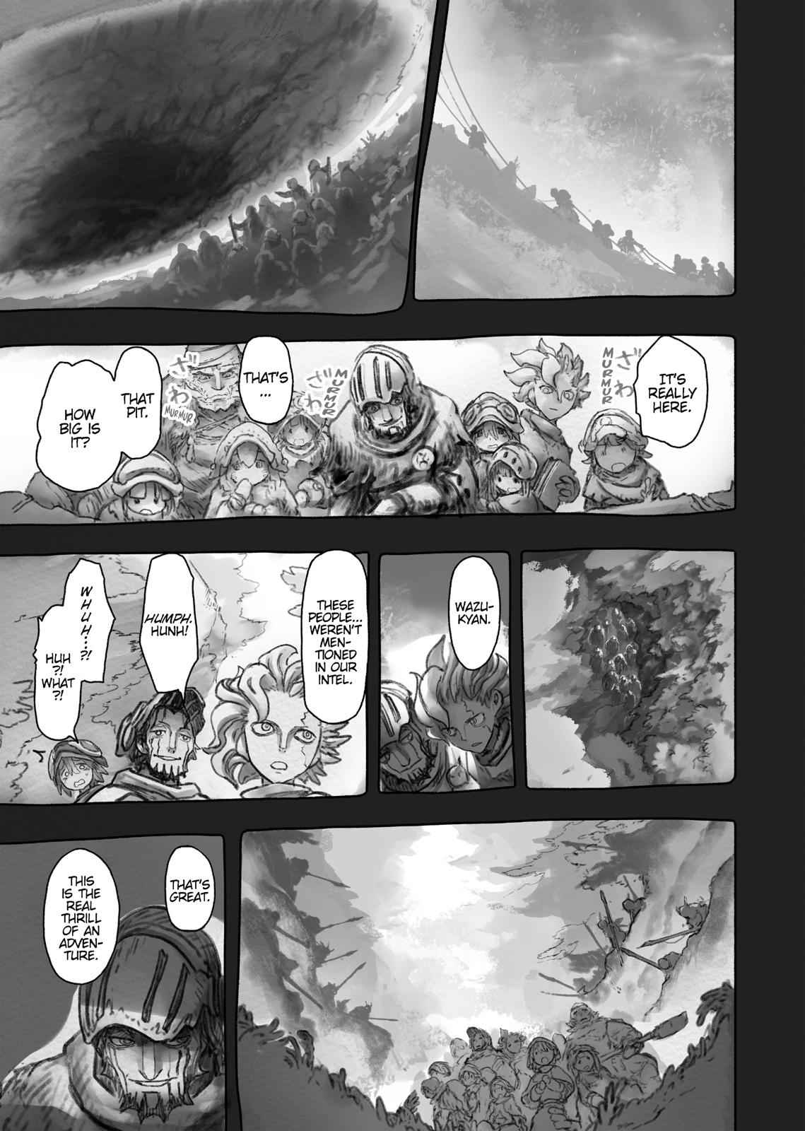 Made in Abyss Chapter 48 Page 24