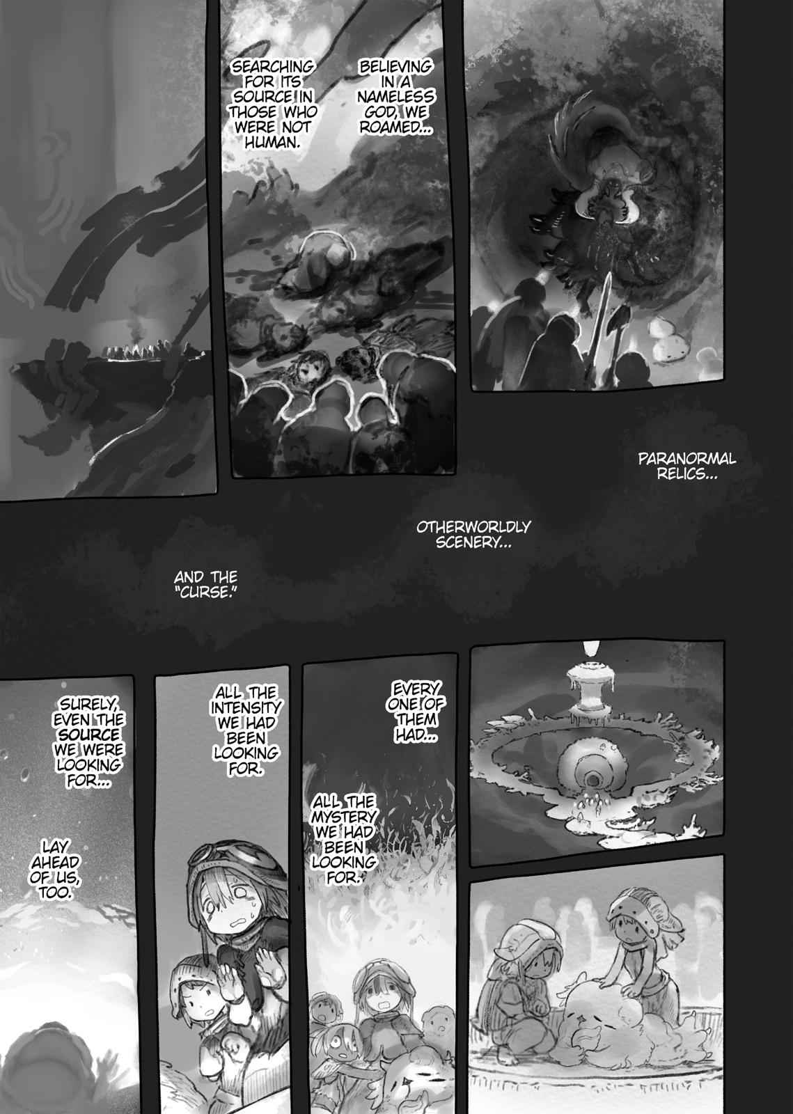 Made in Abyss Chapter 48 Page 32