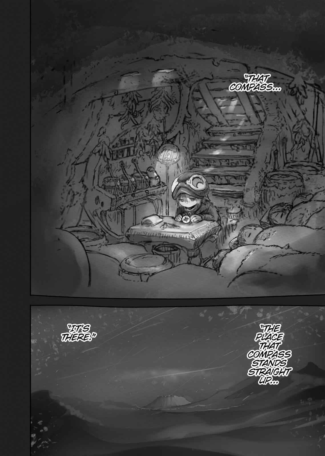 Made in Abyss Chapter 48 Page 9