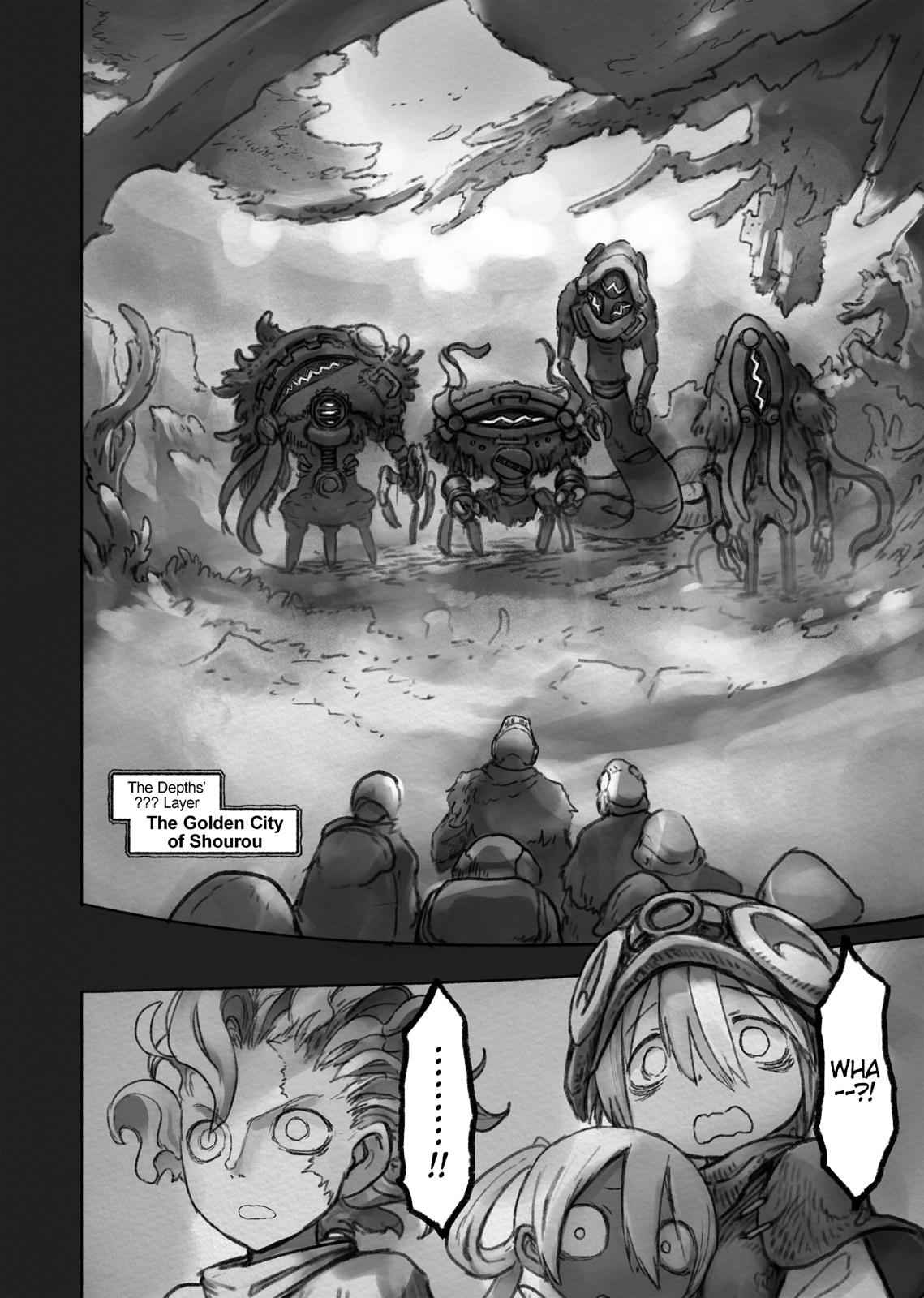 Made in Abyss Chapter 49 Page 2