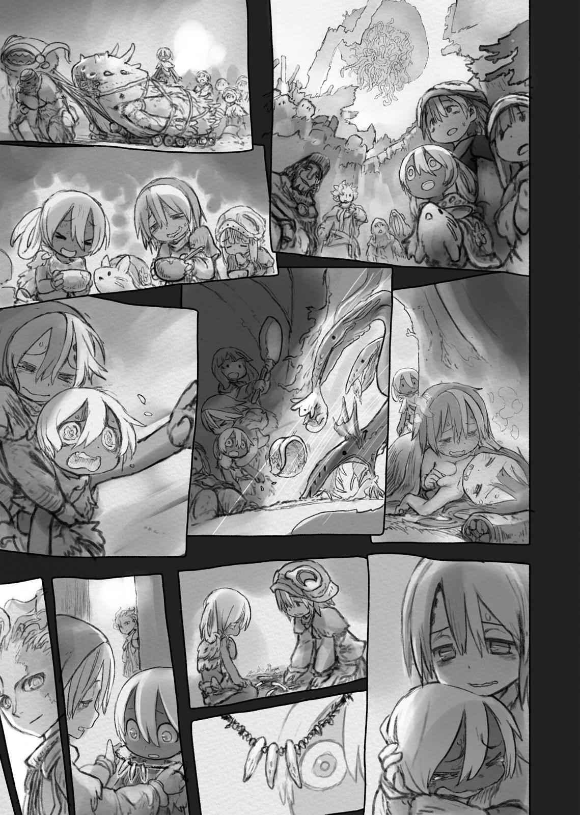 Made in Abyss Chapter 49 Page 21