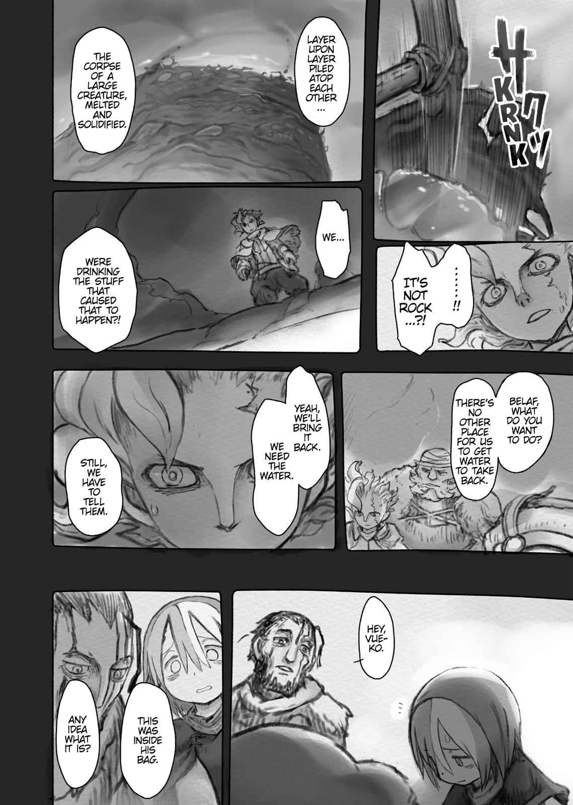 Made in Abyss Chapter 49 Page 26