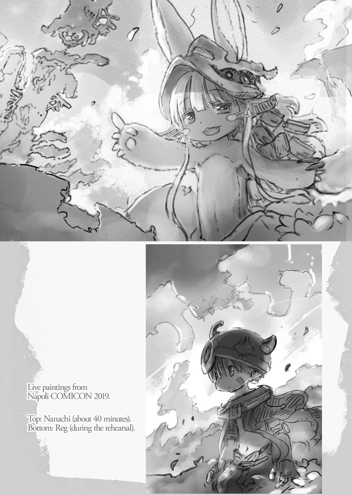 Made in Abyss Chapter 49 Page 28