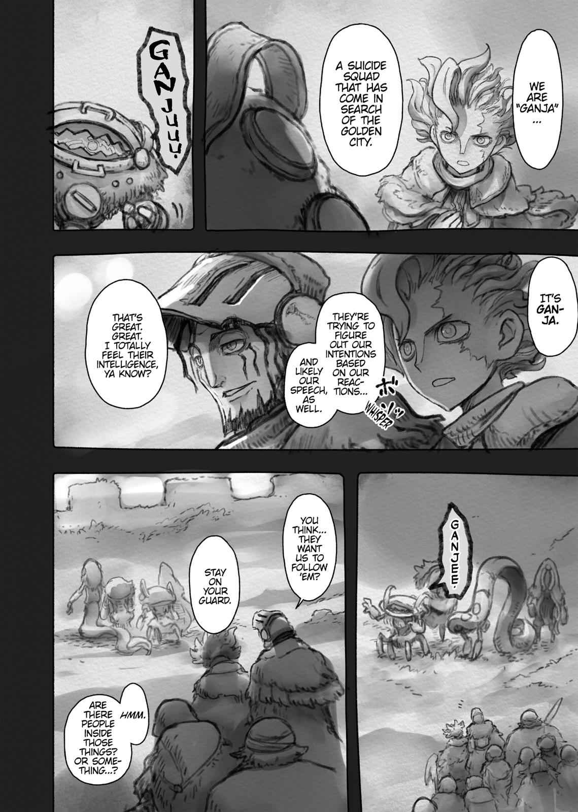 Made in Abyss Chapter 49 Page 4