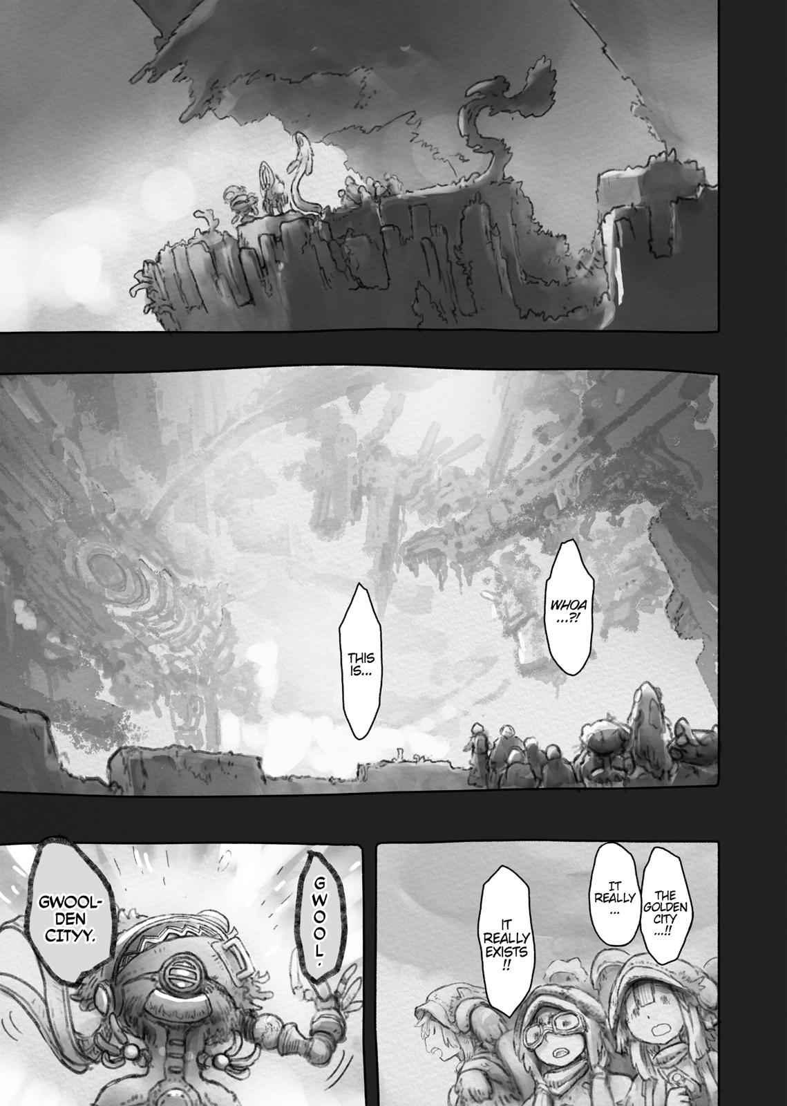Made in Abyss Chapter 49 Page 5