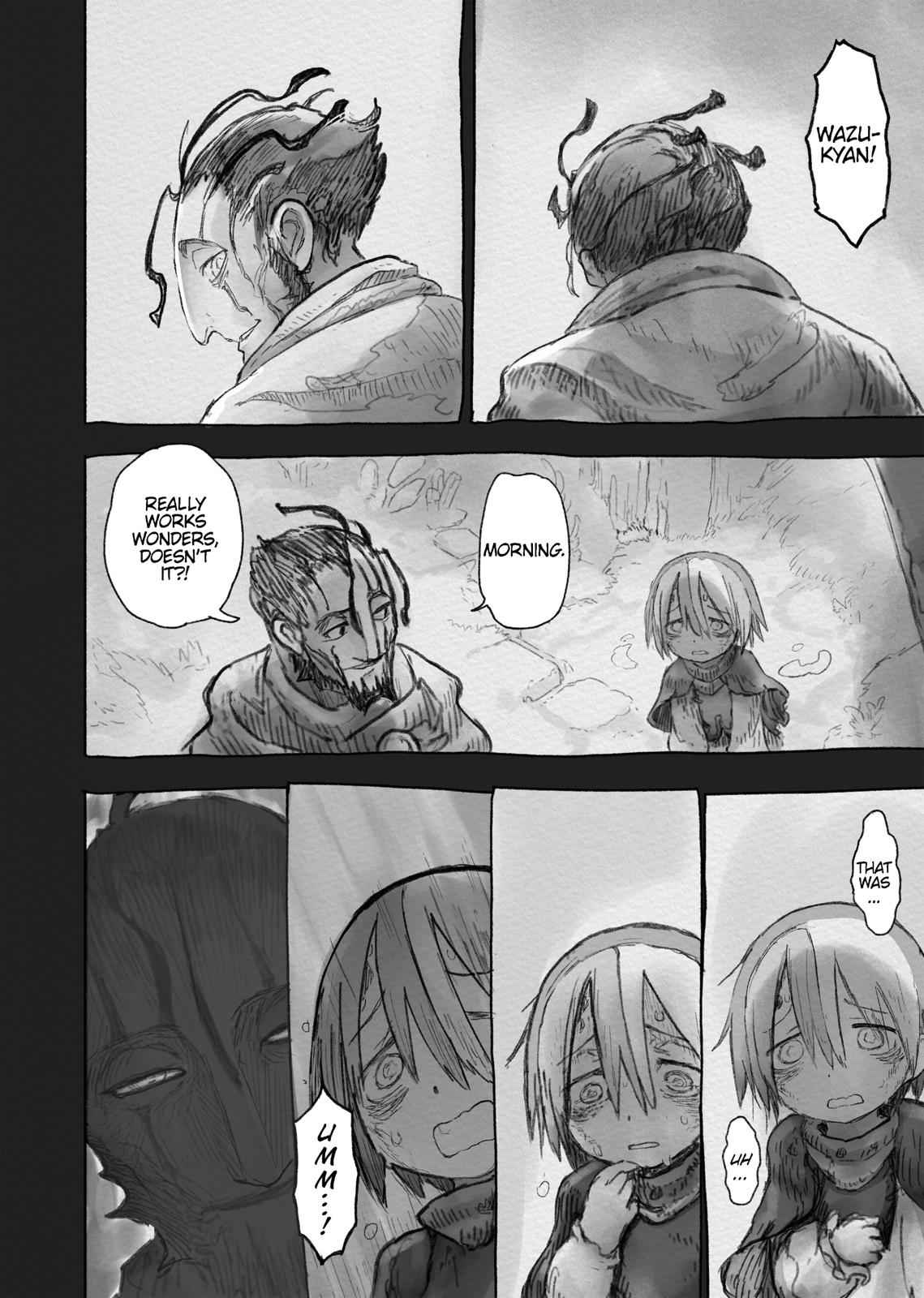 Made in Abyss Chapter 50 Page 28