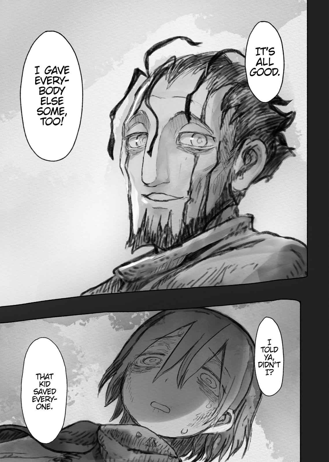 Made in Abyss Chapter 50 Page 29