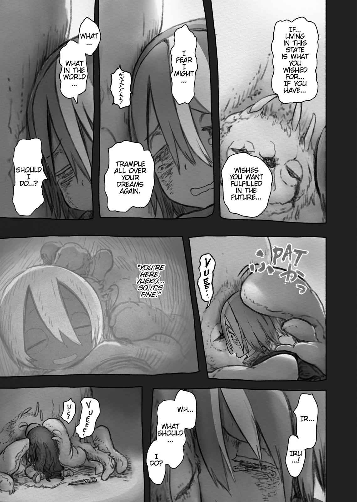Made in Abyss Chapter 51 Page 11