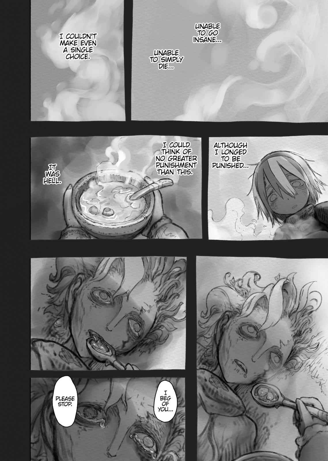 Made in Abyss Chapter 51 Page 12