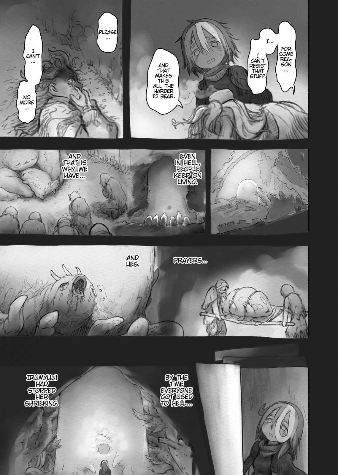 Made in Abyss Chapter 51 Page 13