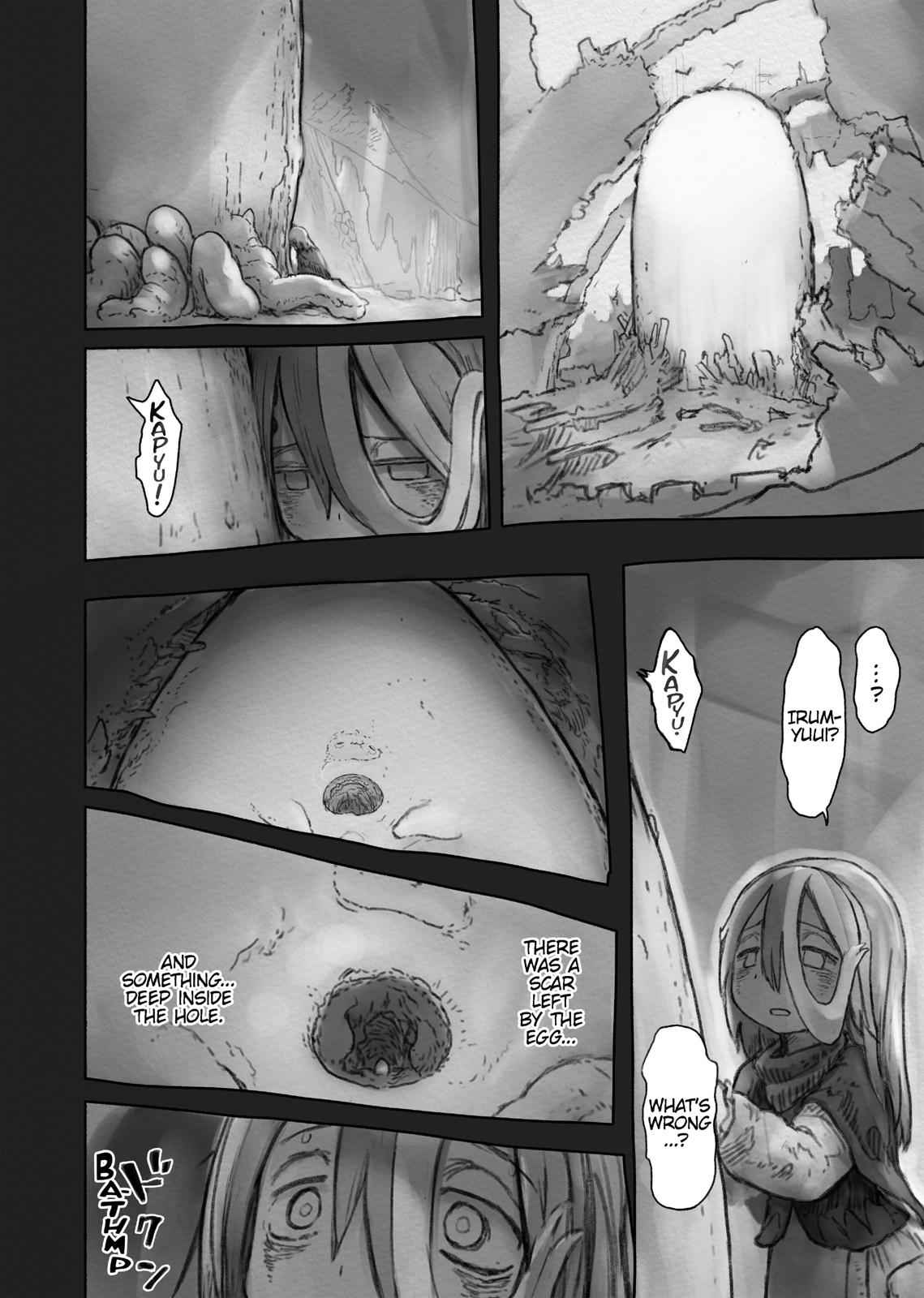 Made in Abyss Chapter 51 Page 14