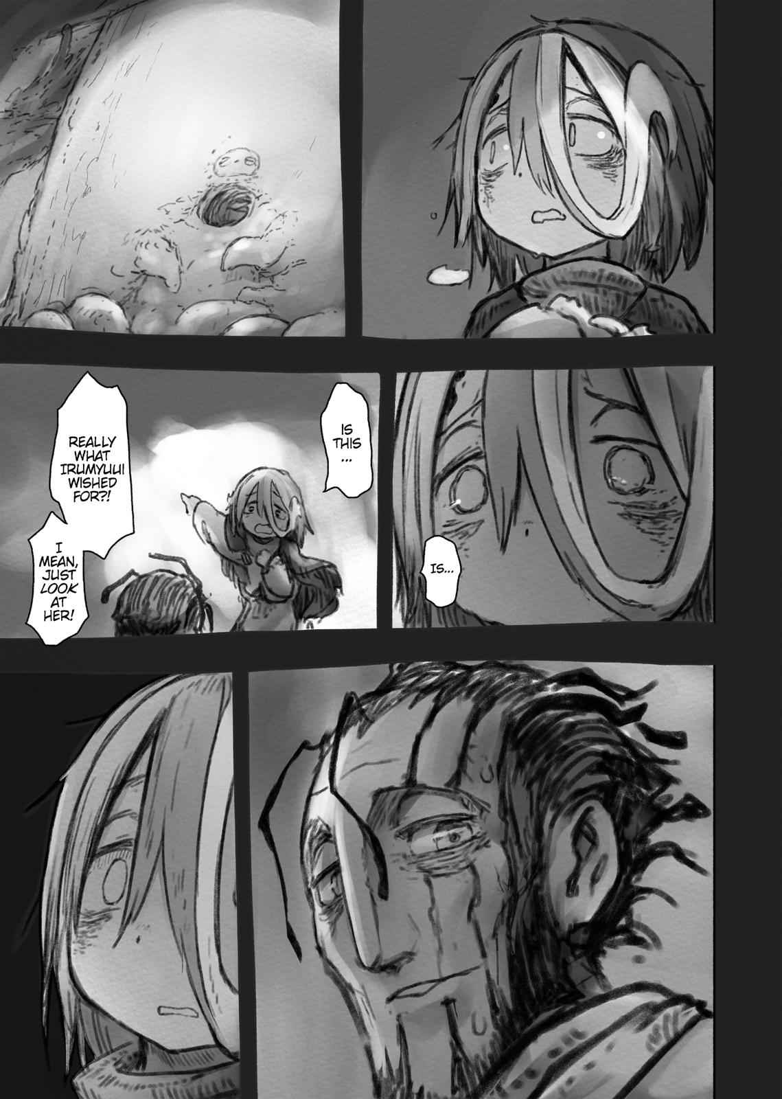 Made in Abyss Chapter 51 Page 17