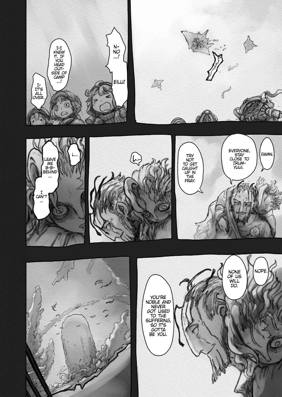 Made in Abyss Chapter 51 Page 20
