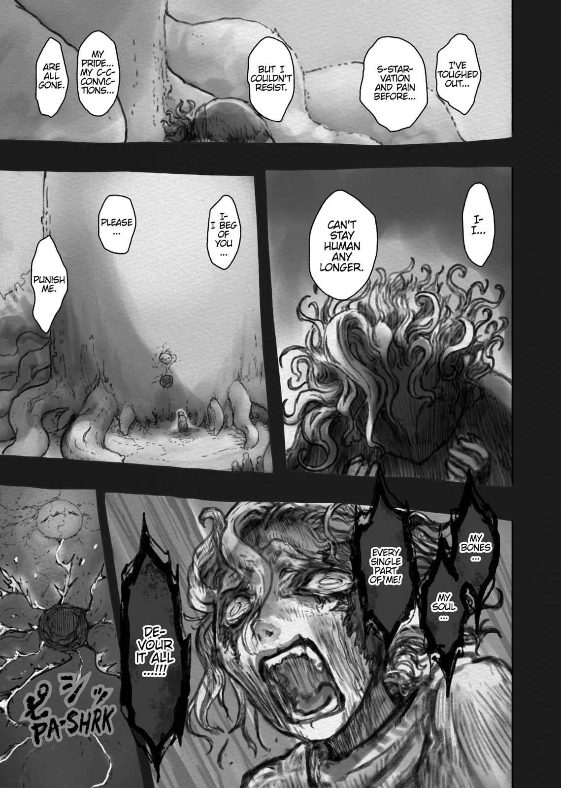 Made in Abyss Chapter 51 Page 23