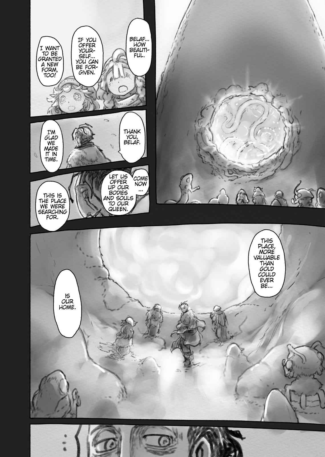Made in Abyss Chapter 51 Page 26