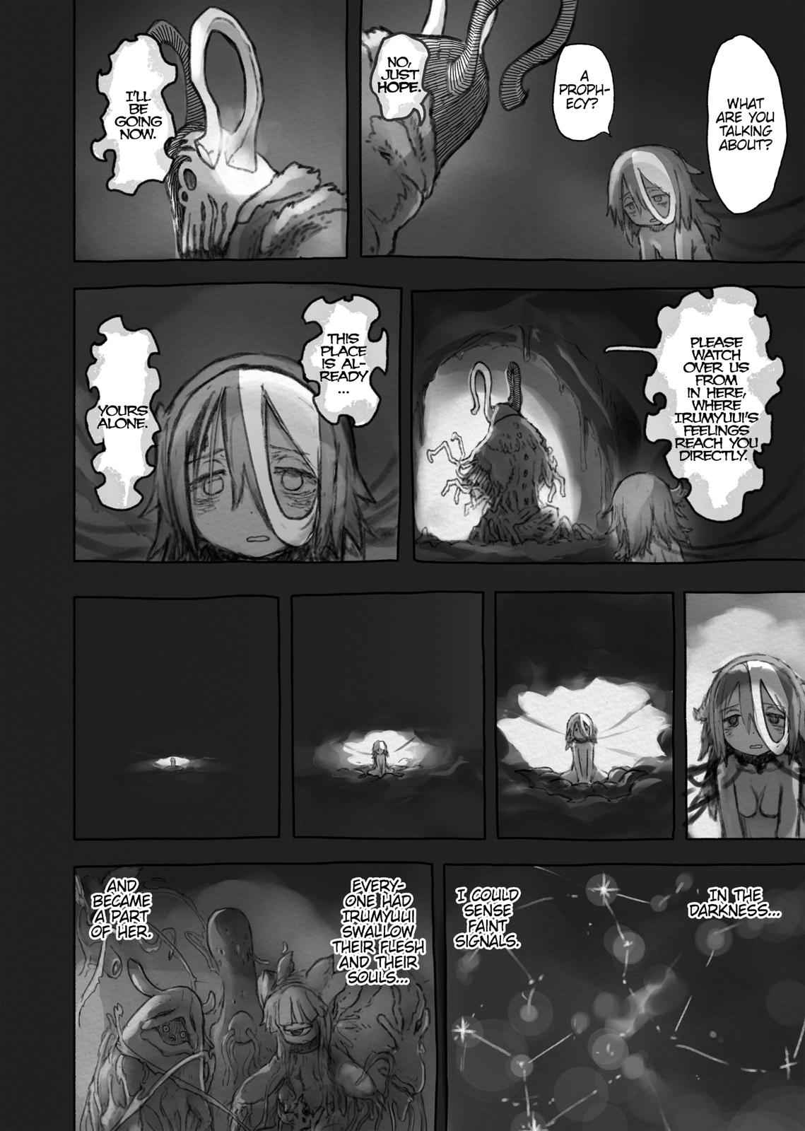 Made in Abyss Chapter 51 Page 36