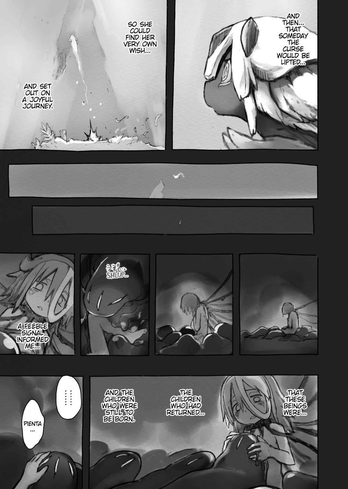 Made in Abyss Chapter 51 Page 42