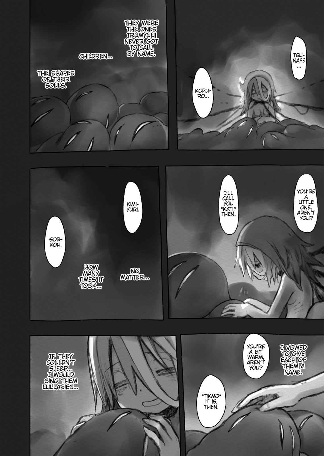 Made in Abyss Chapter 51 Page 43