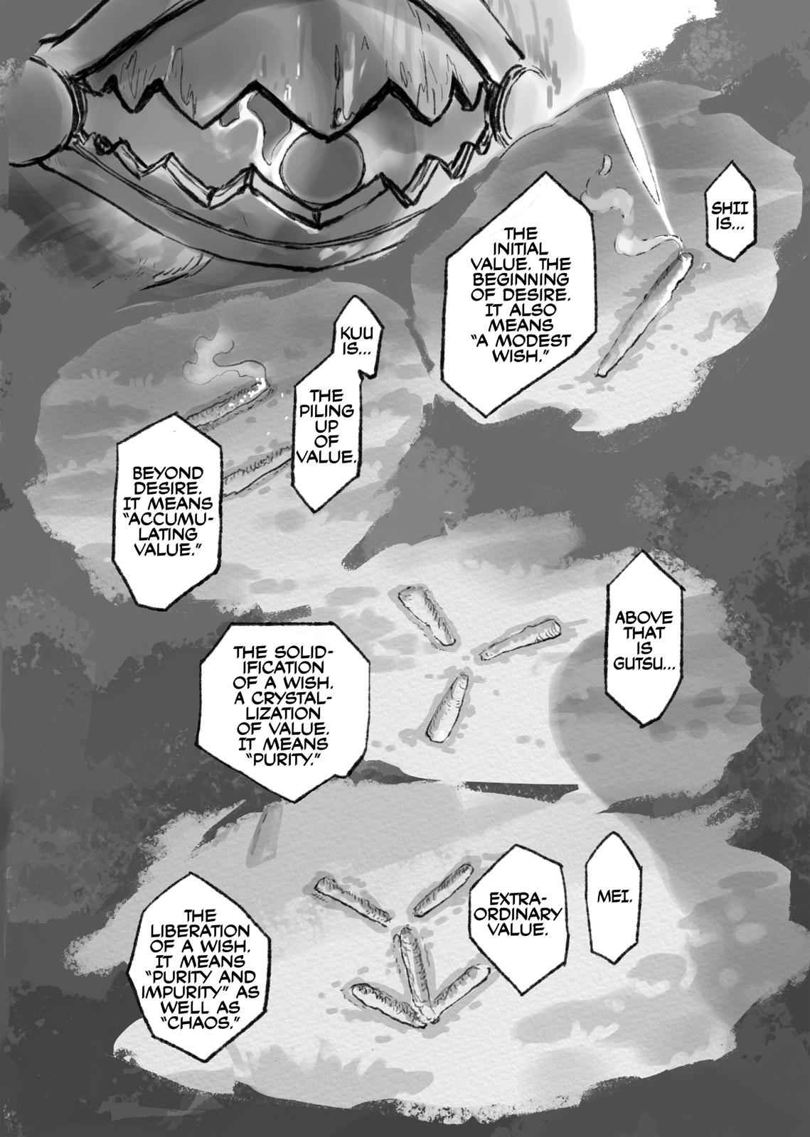 Made in Abyss Chapter 51.5 Page 10
