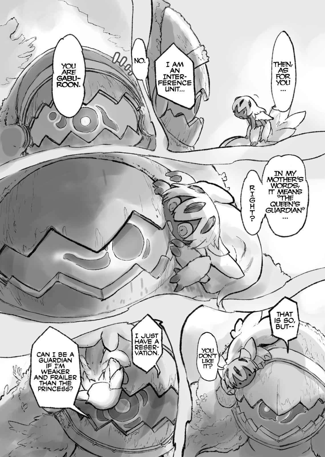 Made in Abyss Chapter 51.5 Page 14