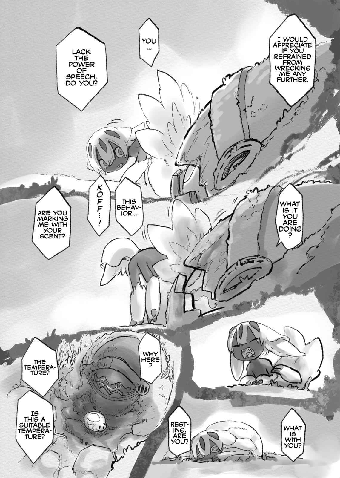 Made in Abyss Chapter 51.5 Page 5