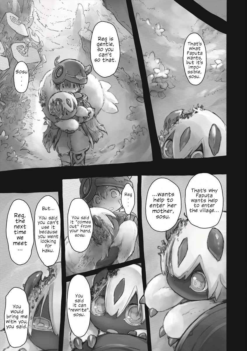 Made in Abyss Chapter 52 Page 13