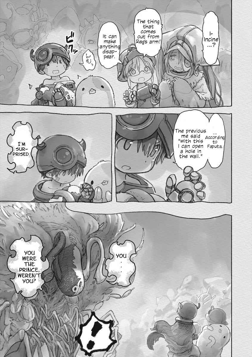 Made in Abyss Chapter 52 Page 15