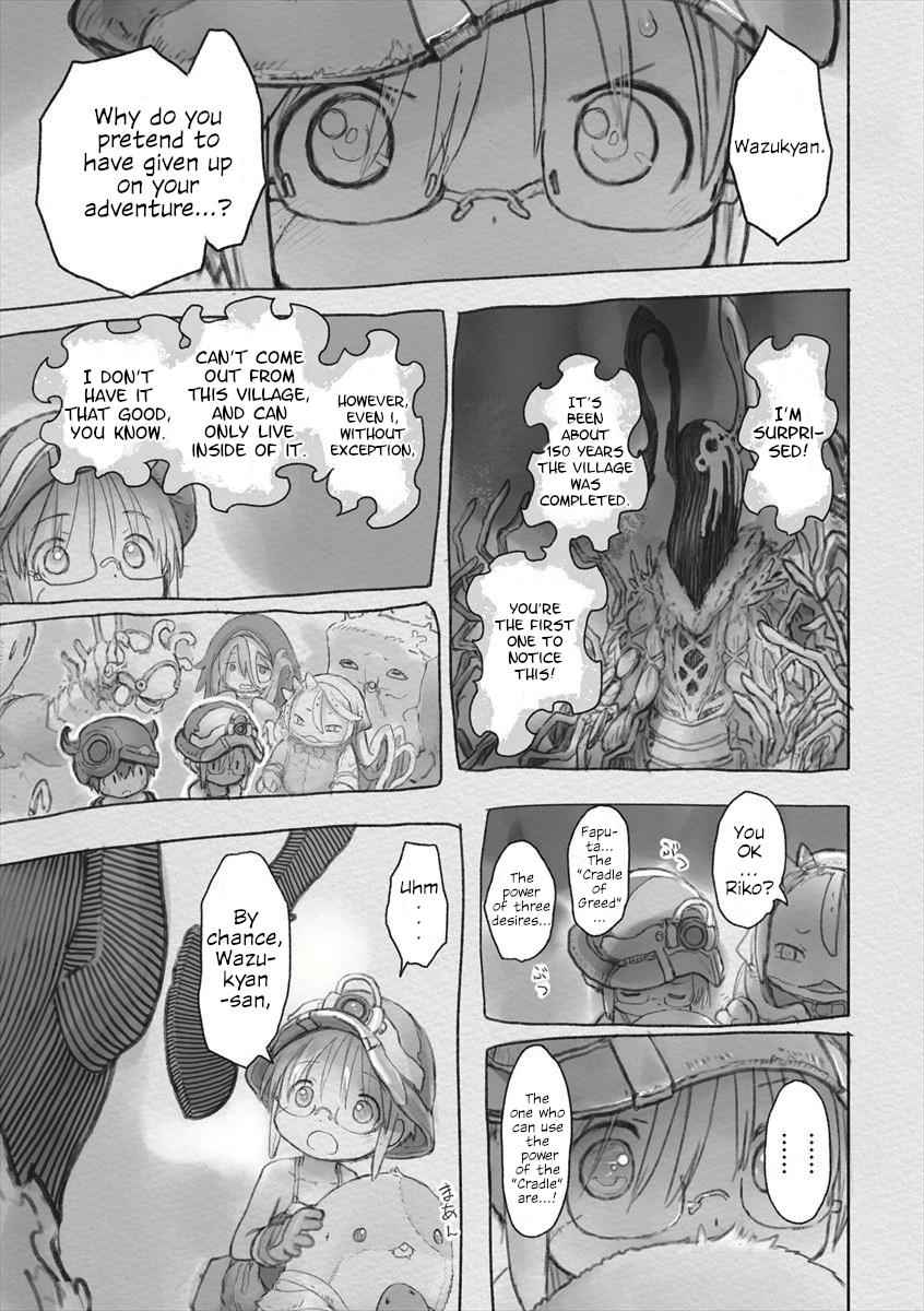 Made in Abyss Chapter 52 Page 21