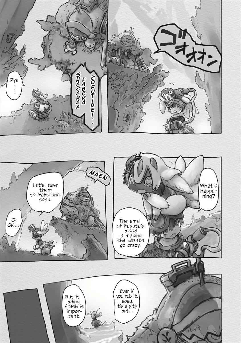 Made in Abyss Chapter 52 Page 5